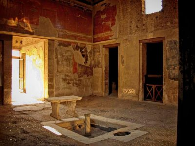 Pompeii and Herculaneum day tour
