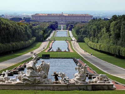 Caserta Royal Palace day tour